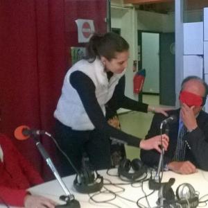«Cap ou pas cap» émission de radio «en aveugle»