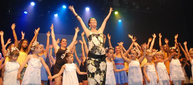 «rien n'est impossible» pour le spectacle annuel de danse de la MJC