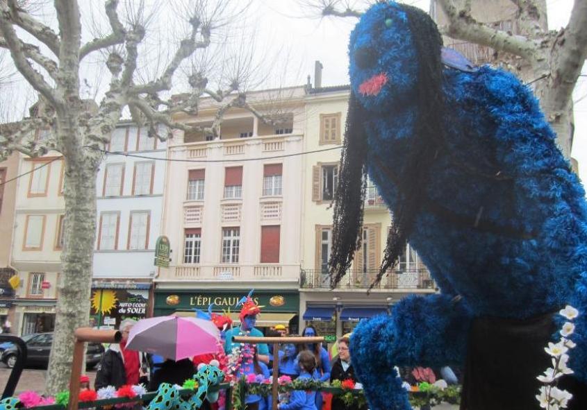 Carnaval autour du monde aujourd'hui avec la MJC