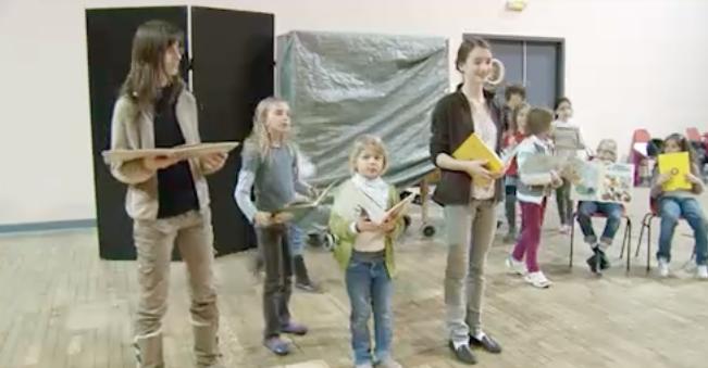 Du «théâtre ludique» pour les jeunes Appaméens à la MJC de Pamiers