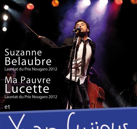 Concert Yvan Cujious