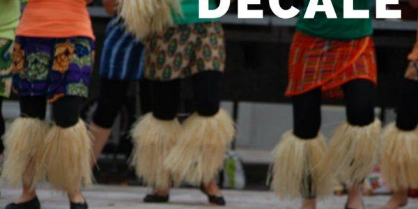 Danse africaine et coupé décalé (enfants)