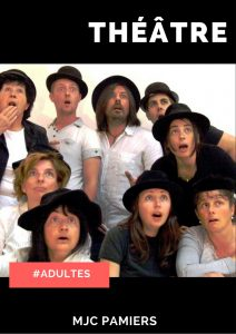 Théâtre adultes et Théâtre d'Impro