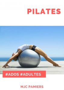 PILATES – Echauffement et exercices