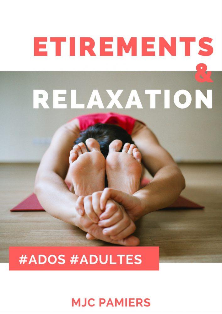 Etirements et relaxation