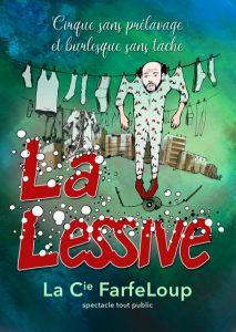 LA LESSIVE, Cie Farfeloup - Jeune Public