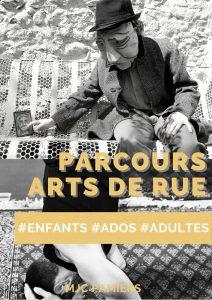 PARCOURS ARTS DE RUE