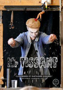 Mr Tissant - Cie l'arbre à ressorts