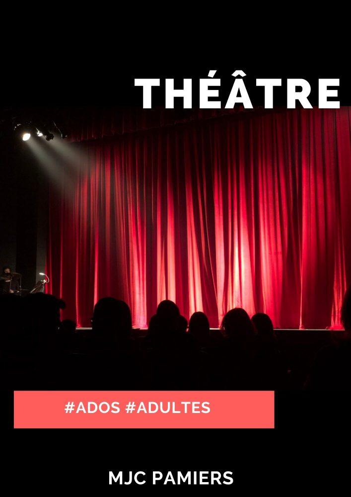 Théâtre ados-adultes (initiation)